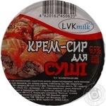LVK -Milk For Sushi Cream-Cheese 65% 450g