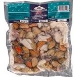 Skandinavika  «5 Continents» Frozen Cooked Mix Seafood