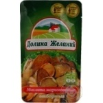 Mushrooms suillus Dolina jelaniy pickled 200g
