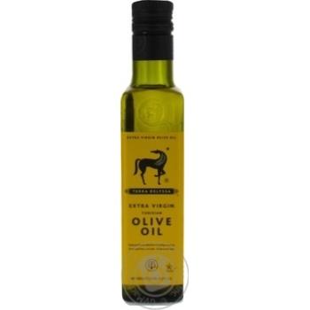 Олія оливкова Terra Delyssa Extra Virgin 0,25л