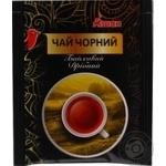 Tea Auchan Auchan black packed 2g