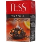 Чай Tess черный Orange 90г