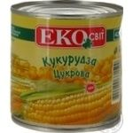Eco Sweet Canned Corn