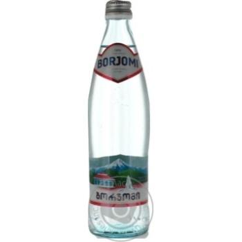 Вода Borjomi сильногазована лікувально-столова 0,5л - купити, ціни на Novus - фото 3