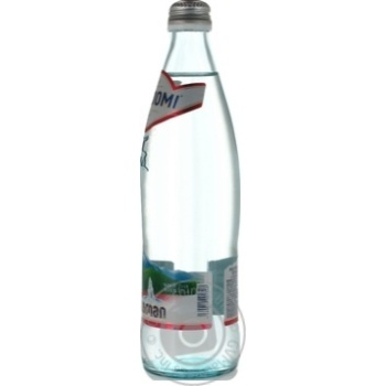Вода Borjomi сильногазована лікувально-столова 0,5л - купити, ціни на Novus - фото 2