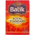 Tea Batik black leaf 50g