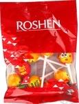 Конфеты Рошен Лоллипопс с коктейльными вкусами 147г