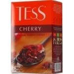 Чай Tess Cherry 90г