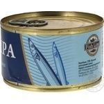 Fish saury Fish line canned 240g