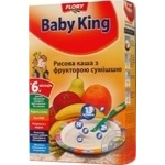 Pap Flory rice fruit for children from 6 months 160g