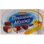 Roshen Ptashyne Moloko With Vanilla Candy