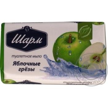 Скидка на GOB-МИЛО ШАРМ ЯБЛУКО 70Г