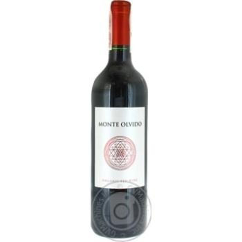 Вино Monte Olvido красно сухое 12% 0.75л