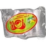 Рюмка Унипак пластиковая одноразовая 40мл 6шт - купить, цены на Ашан - фото 2