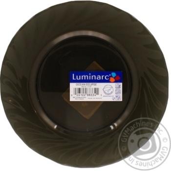 Тарілка Luminarc Ocean Eclipse десертна 19.6см - купити, ціни на Восторг - фото 1