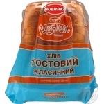 Хлеб Румянец тостовый классический 350г