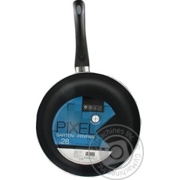 Pixel Frying Pan 28х5cm - buy, prices for CityMarket - photo 1