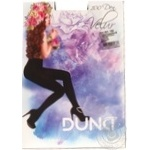 Tights Duna black for women 100den 5size