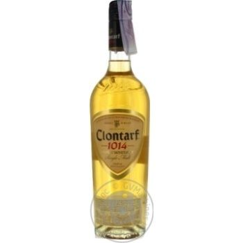 Clontarf 1014 whiskey 40% 0,7l - buy, prices for Novus - image 1