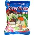 Лапша рисовая Bich Chi со вкусом грибов 60г