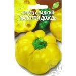 Насіння Євро Перець солодк.Золотий дощ Семена Украины 3г