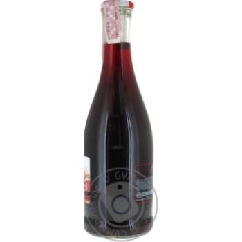 Вино Massimo Verdi Rosso Medium Dry красное полусухое 750мл - купить, цены на Фуршет - фото 4