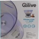 Весы кухонные Qilive EK5850 - купить, цены на Ашан - фото 2