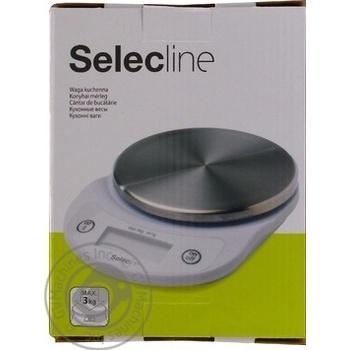 Ваги кухонні Selecline EC301 - купити, ціни на Ашан - фото 4