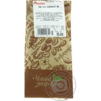 Композиція зеленого чаю Чайні шедеври Ніч Клеопатри - купити, ціни на Ашан - фото 4