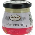 Mayonnaise Delouis france French 125g glass jar France