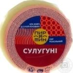 Сир м`який Пирятин Сулугуні 45% 210г