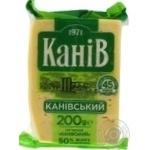 Сыр Канев Каневский 50% 200г
