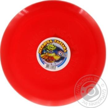 Іграшка Літаюча тарілка 2131 Tehnok - купити, ціни на Novus - фото 1
