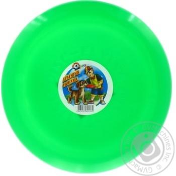 Іграшка Літаюча тарілка 2131 Tehnok - купити, ціни на Novus - фото 5