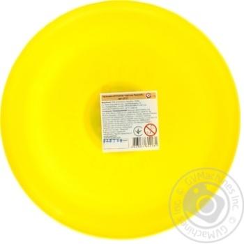 Іграшка Літаюча тарілка 2131 Tehnok - купить, цены на Novus - фото 2