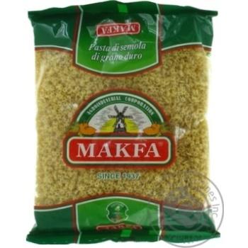 Макаронные изделия Makfa звездочки 400г