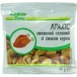 Арахис Каждый день жареный соленый со вкусом курицы 35г
