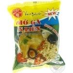 Локшина рисова зі смаком курки Bich Chi 60г