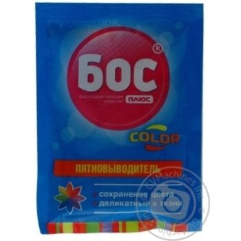 Remover Boss plus for washing 50g Ukraine - buy, prices for Auchan - photo 3