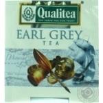 Чай черный Qualitea Earl Grey с бергамотом 2г