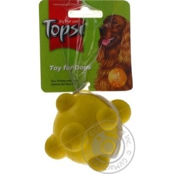 Игрушка Topsi мяч для собак