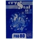 Crystal Pro 80 Office Paper A4 100 sheets