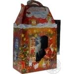 Новогодний набор кондитерских изделий Бисквит-Шоколад Волшебные сны 320г