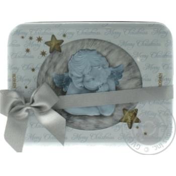 Набор подарочный №16 Roshen Ангел Металлическая коробка 543г