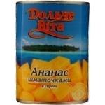 Dolche Vita Pineapple Сhops 580ml