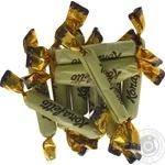 Конфеты Roshen Konafetto крем-молоко в шоколадной глазури весовые