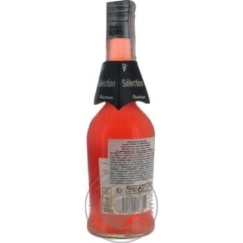 Ликер Creme De Pamplemouse 15% 0.5л - купить, цены на Ашан - фото 3