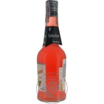 Ликер Creme De Pamplemouse 15% 0.5л - купить, цены на Ашан - фото 2