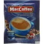 Beverage Maccoffee with condensed milk 18g stick sachet