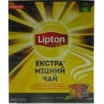 Tea Lipton black 100g